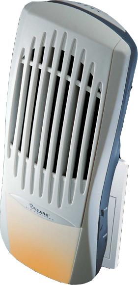 New Air Purifier Ionizer Silent Freshener Bathroom Small