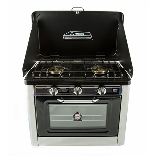 Co 01 Camping Gas Oven Portable Stainles Steel Outdoor