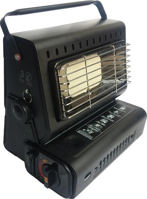 Portable Gas Heater Camping Caravan Outdoor Fishing Butane